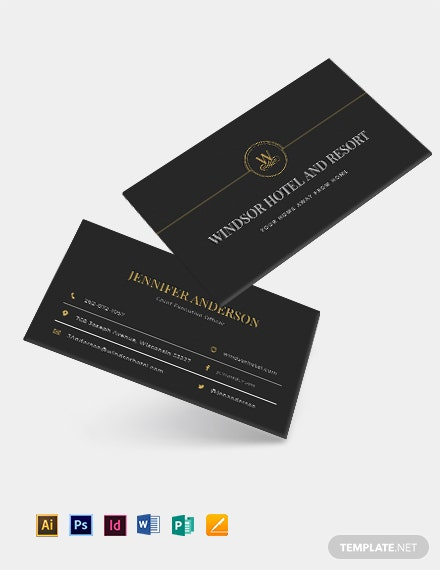 Business Card Design Template Download 138 Business Cards In