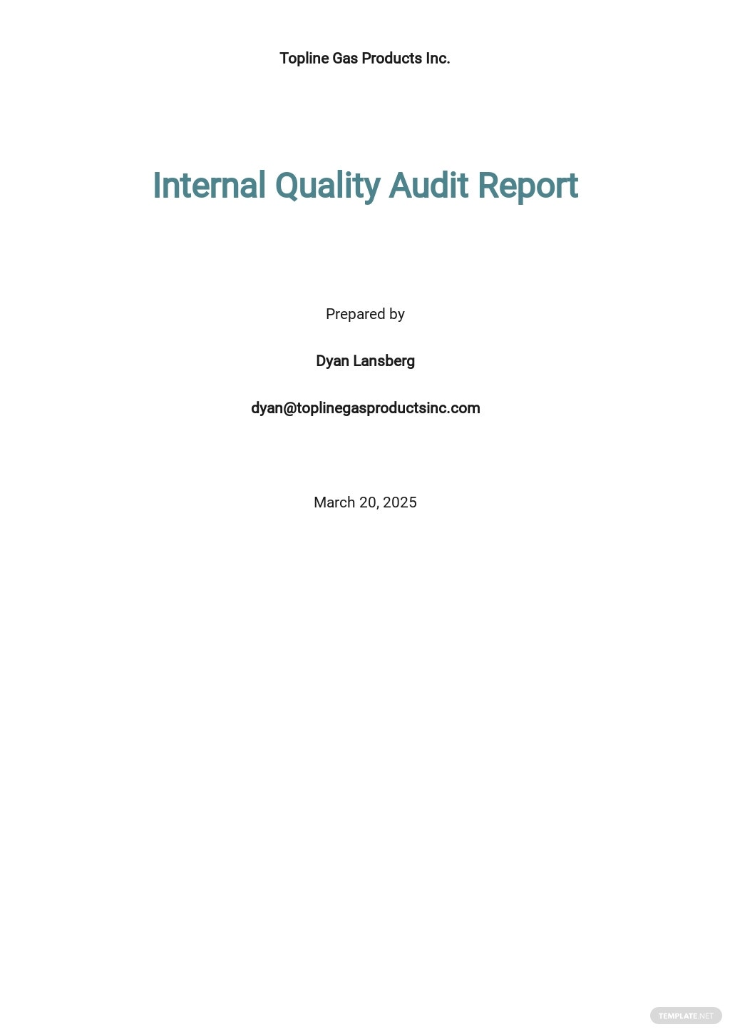 Internal Quality Audit Report Template.jpe