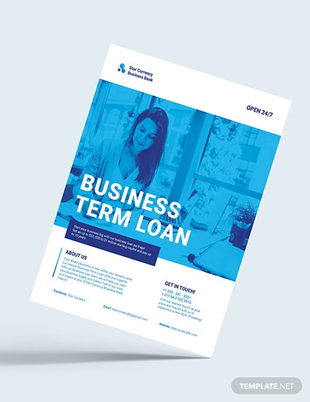Business Banking Flyer Download