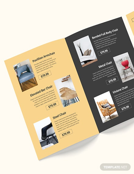 Furniture Company BiFold Brochure Download