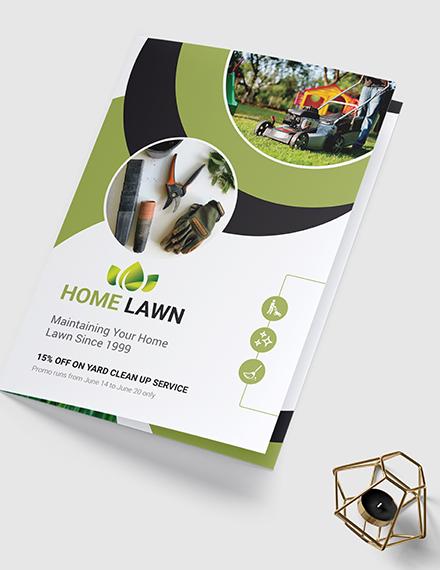 Sample Home Care BiFold Brochure