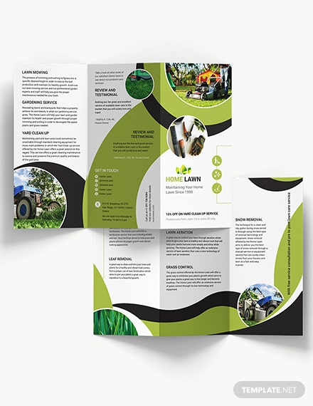 Home Care TriFold Brochure Download