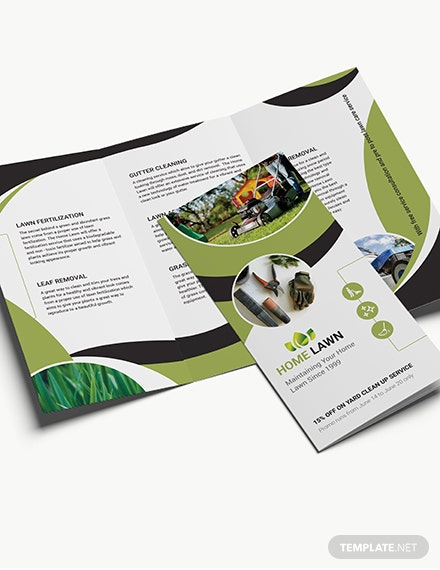 Sample Home Care TriFold Brochure