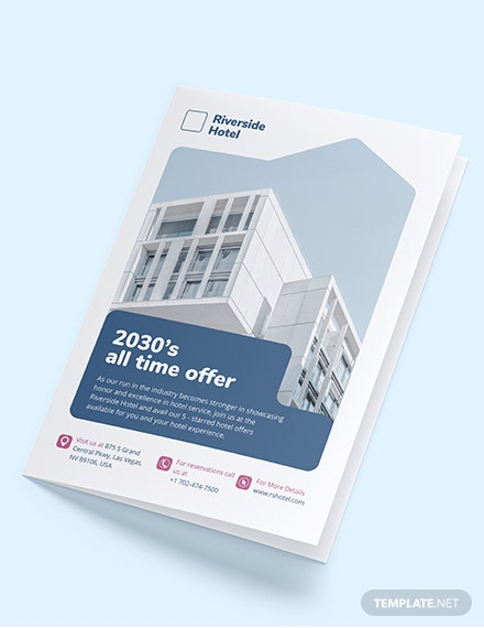 Hotel BiFold Brochure Download