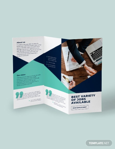 Recruitment TriFold Brochure Download