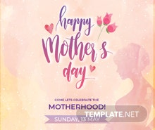 Free Mother's Day Instagram Post Template