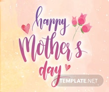 Free Mother's Day LinkedIn Blog Post Template