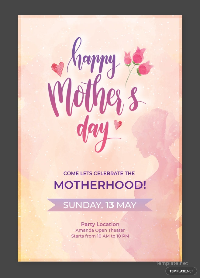 Free mothers day tumblr post template in adobe photoshop free mothers day tumblr post template stopboris Image collections