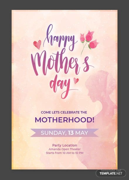Free Mother's Day Tumblr Post Template