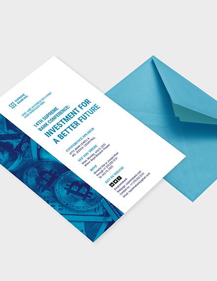 investment seminar invitation Download