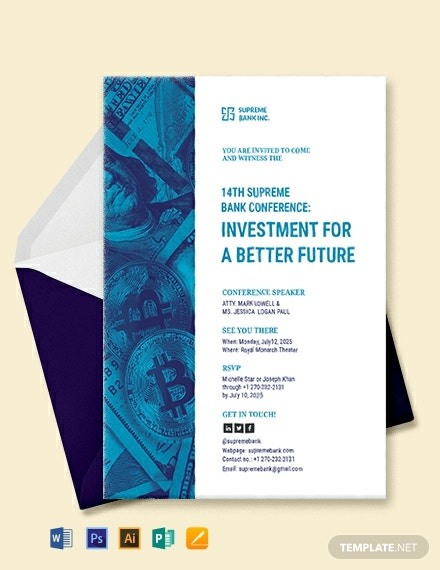 investment seminar invitation template 440x570 1