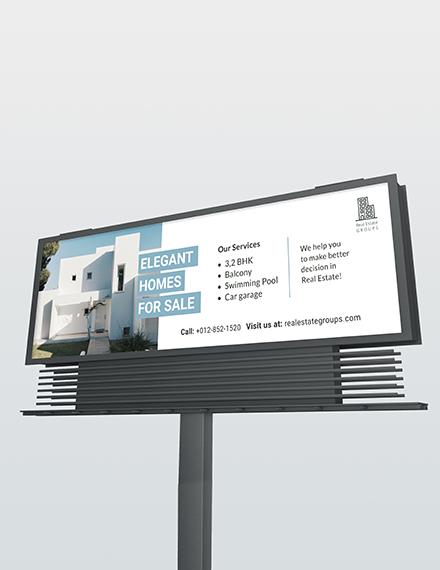 Real Estate Billboard Download