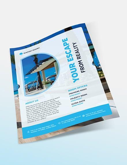 Beach Resort Sample