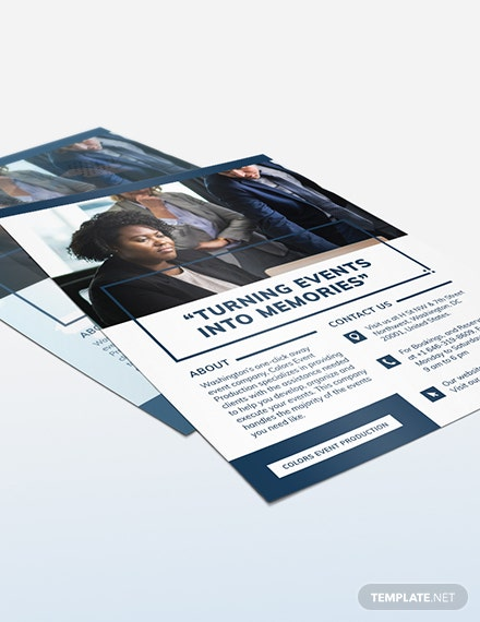 Business Event Flyer Download
