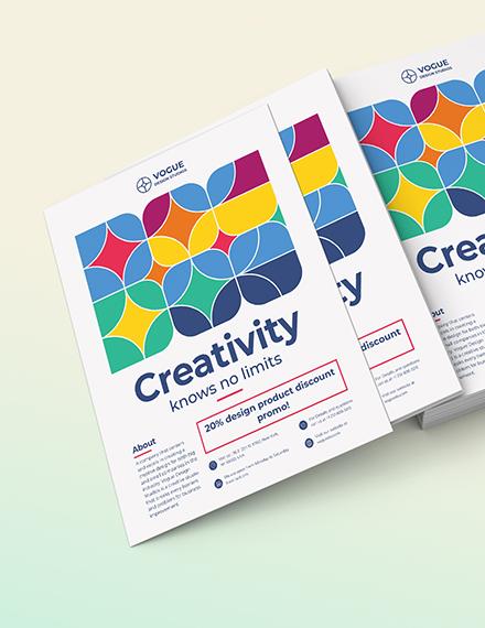 Design Studio Flyer Download