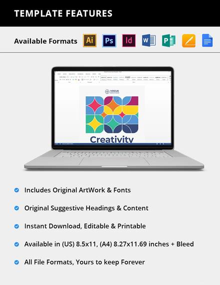 Editable Design Studio Flyer