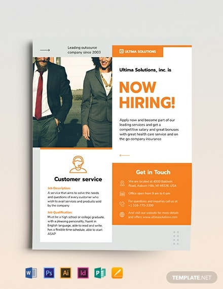 employee recruitment flyer template 440x570 1