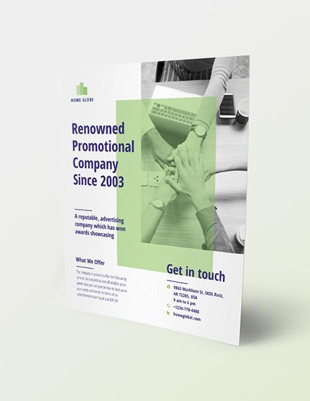 Promotional Flyer Download