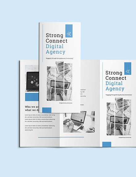 Sample Digital Marketing Services Brochure