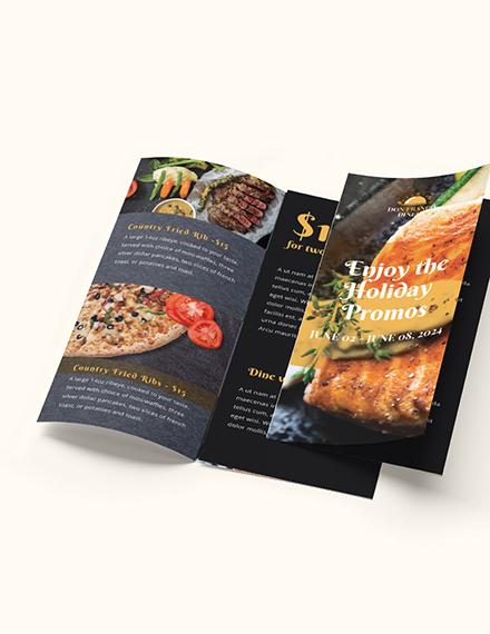 Sale Promotion Brochure Download