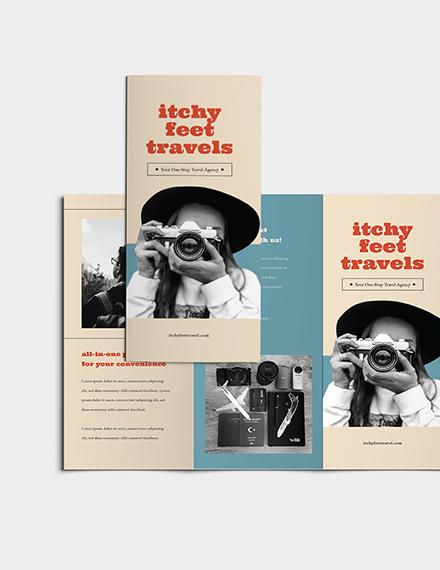 Vintage Travel Brochure Download