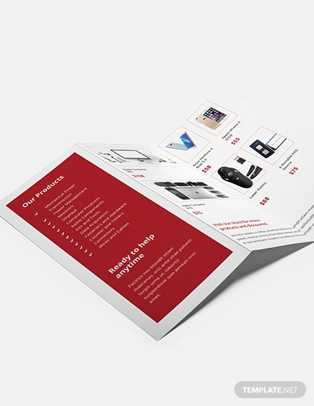 Electronic Sales Brochure Download