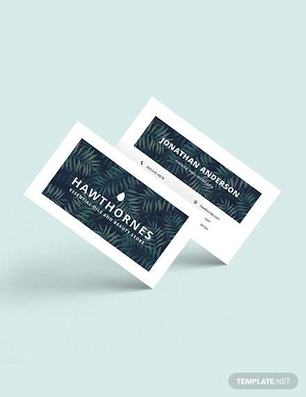 Small Business Card Download