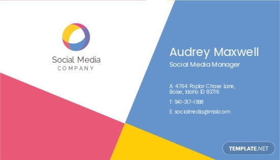 Social Media Business Card Template 1.jpe