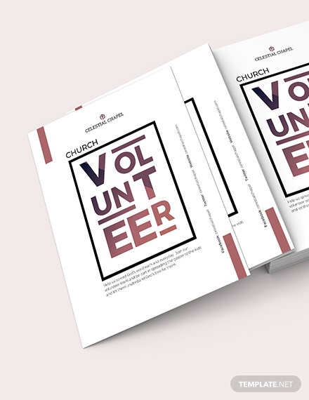 Church Volunteer Flyer Download