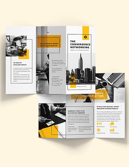Business Marketing Brochure Download