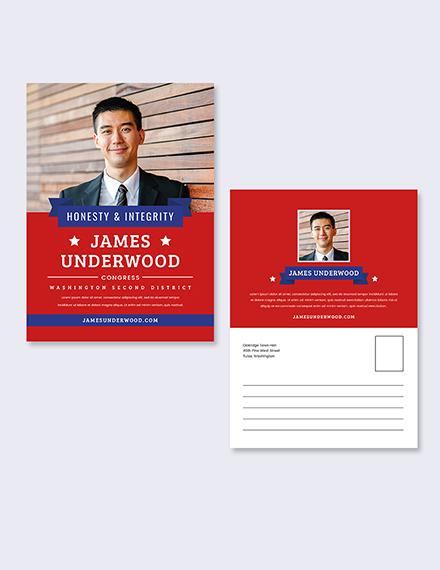Political Postcard Download
