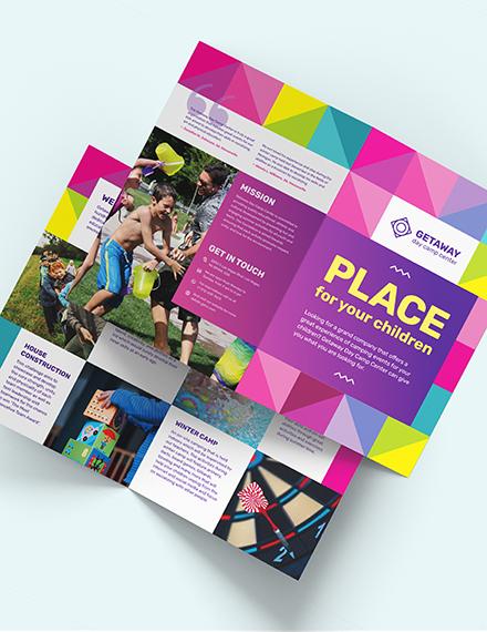 Camp BiFold Brochure Download