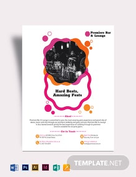 Free Marketing Flyer Template