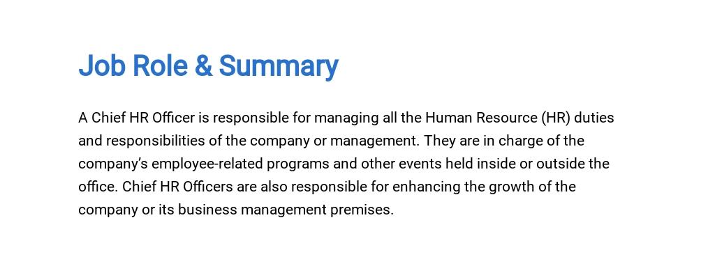 HR Officer Job Description Template 2.jpe