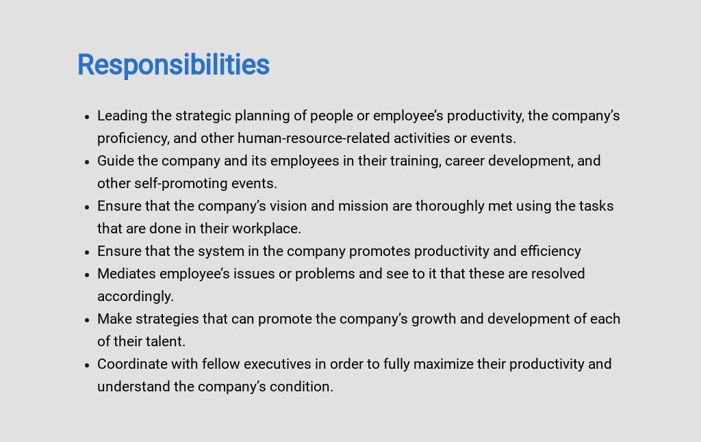 HR Officer Job Description Template 3.jpe