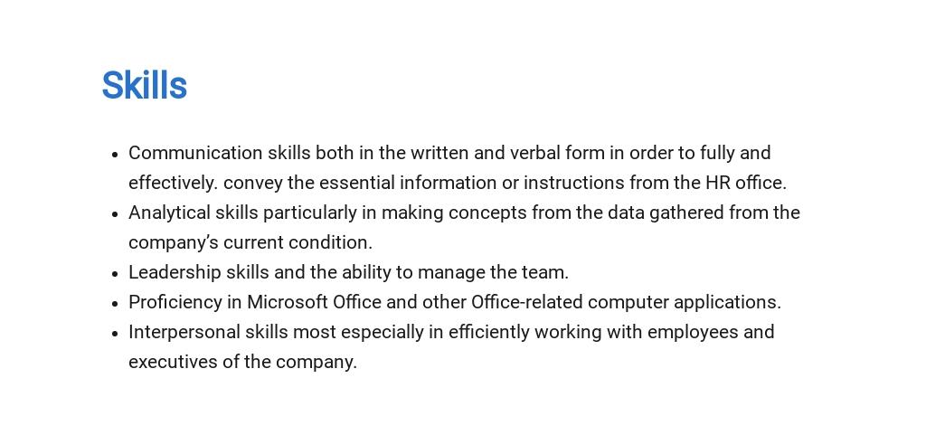 HR Officer Job Description Template 4.jpe