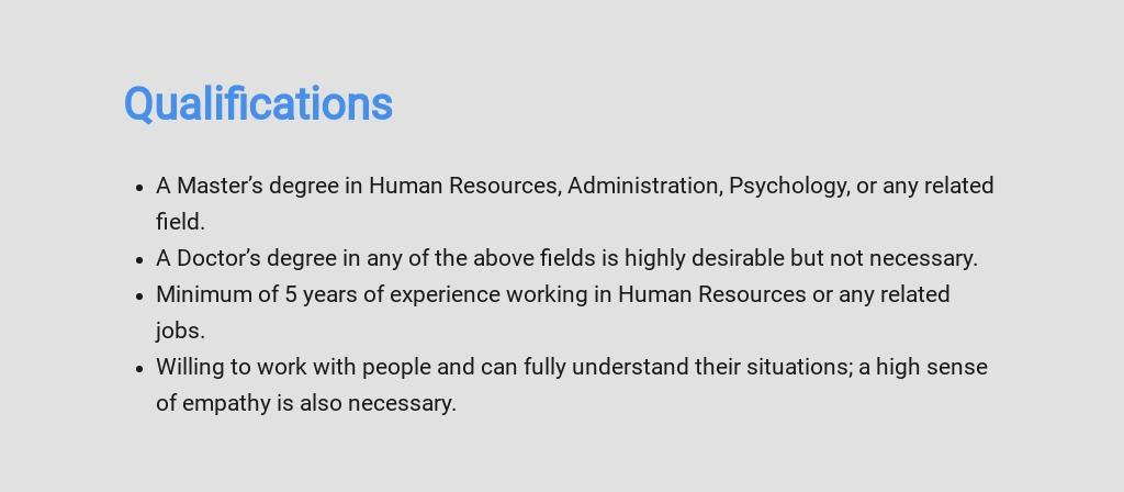 HR Officer Job Description Template 5.jpe