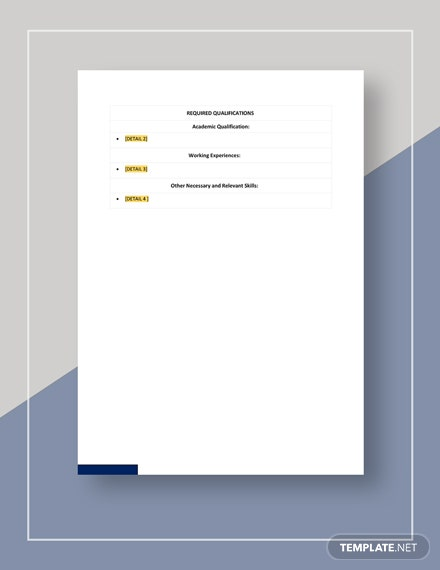Paralegal And Legal Assistant Job Description Template