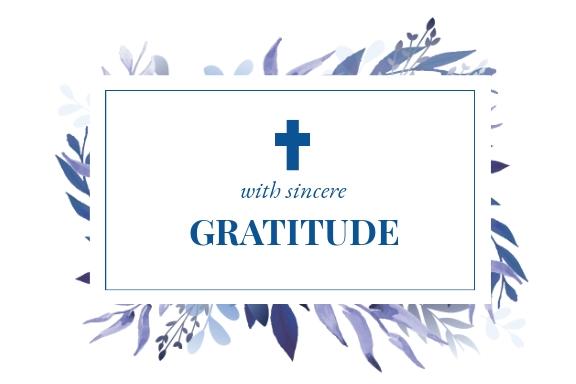 Bereavement Thank You Card Template.jpe