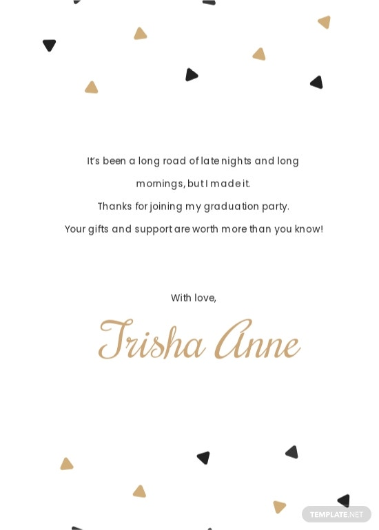 Graduation Party Thank You Card Template 1.jpe