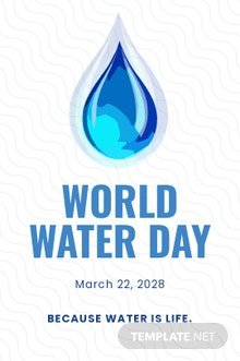 World Water Day Tumblr Post