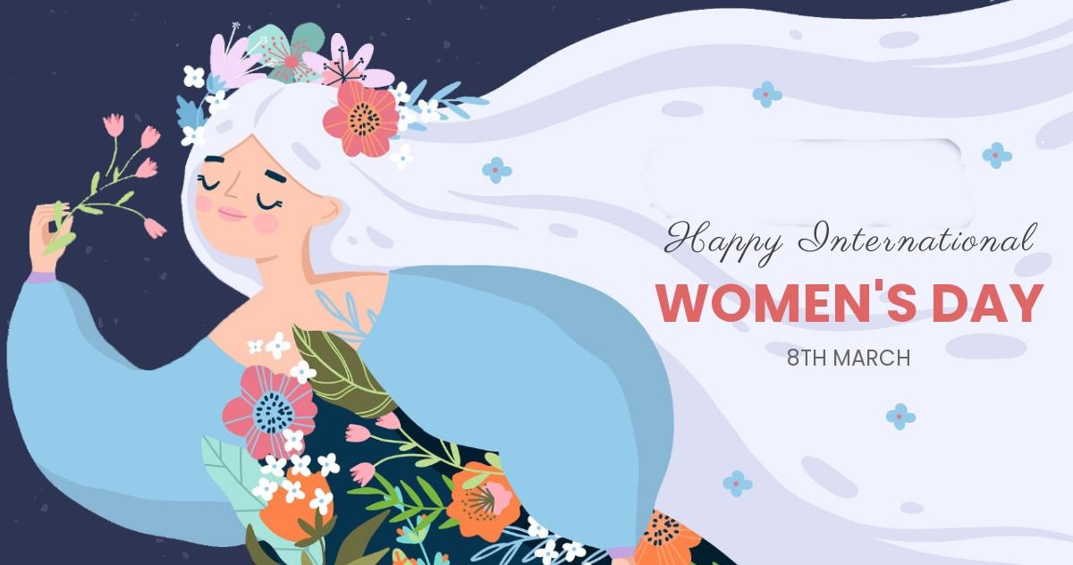 International Women's Day Linkedin Post