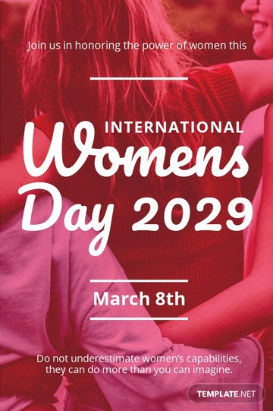 International Women's Day Tumblr Post