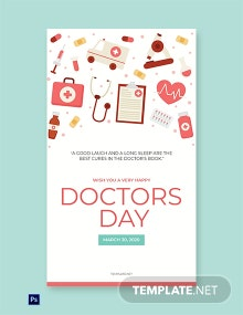 Doctors' Day Whatsapp Image