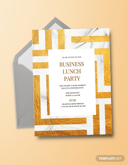 business launch party invitation