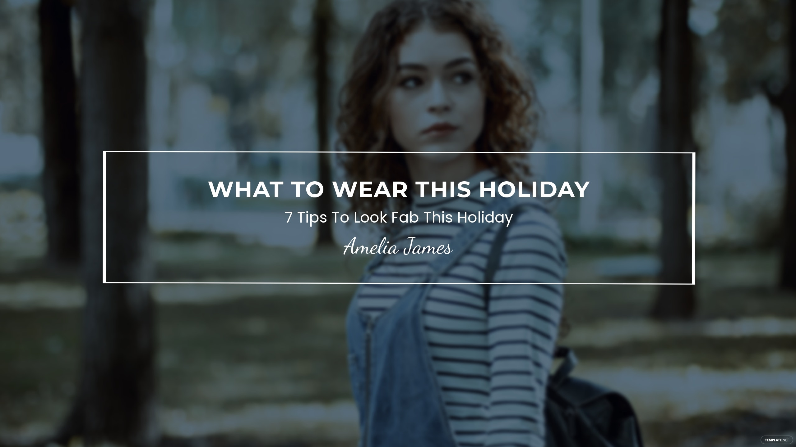 Free Fashion Mode YouTube Template