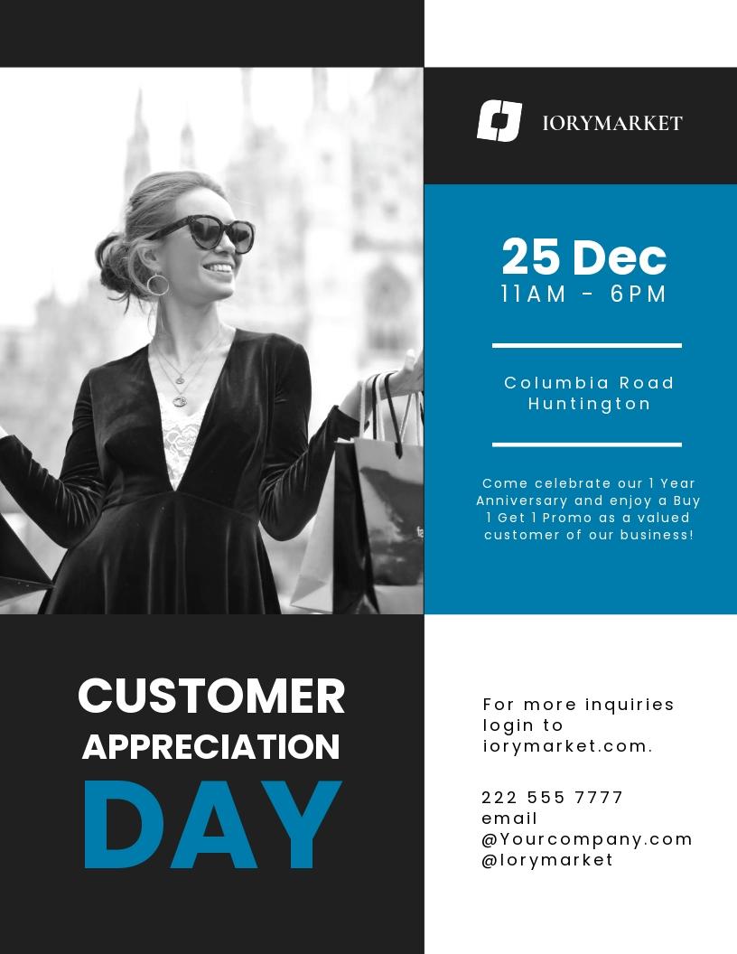 Customer Appreciation Flyer Template.jpe