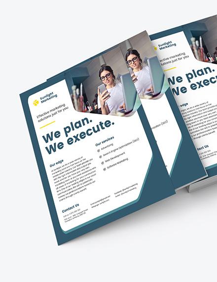 Marketing Business Flyer Download