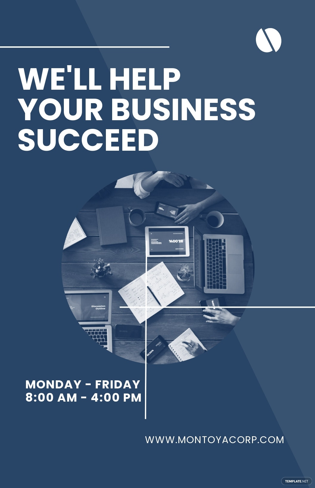 Professional Business Poster Template.jpe