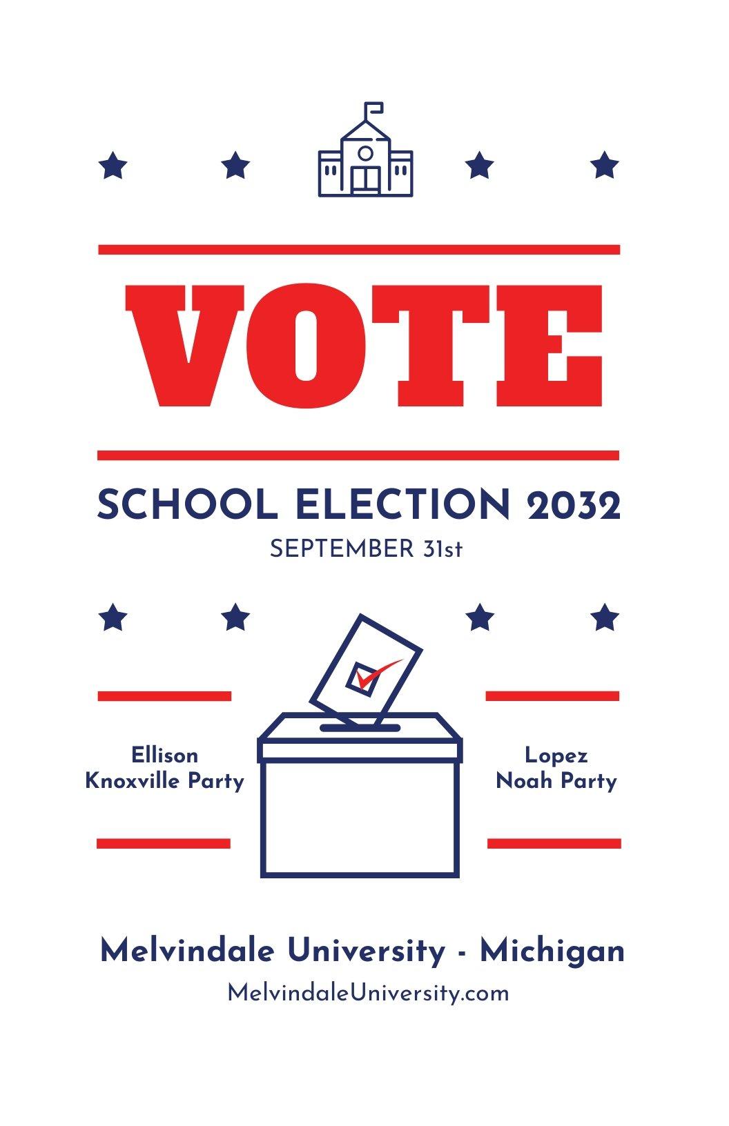 School Campaign Poster Template.jpe